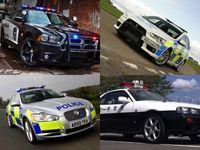 Daftar Mobil Polisi Termewah di Seluruh Dunia (2)