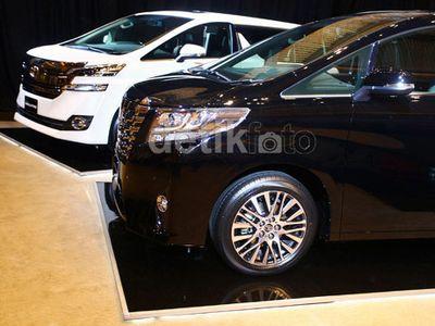 Toyota: Alphard dan Camry Enaknya Pakai RON 92
