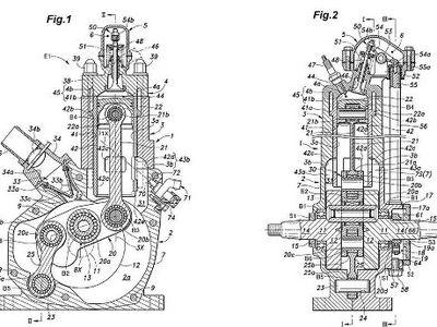 Honda Kembali Pakai Mesin 2 Langkah?