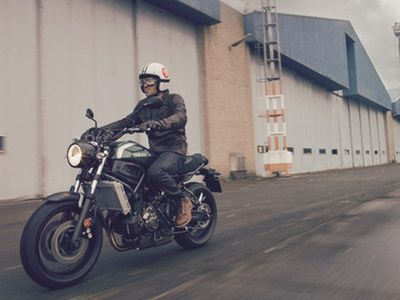 Begini Tampilan Yamaha MT-07 Edisi Custom