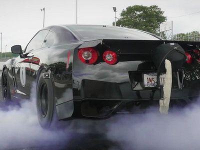 Kecepatan Nissan GT-R Ini Melebihi Kecepatan Lepas Landas Pesawat