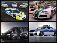Daftar Mobil Polisi Termewah di Seluruh Dunia (3)