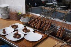 Wisata Kuliner di Malang, Coba Nih Bakso Bakar yang Lezat