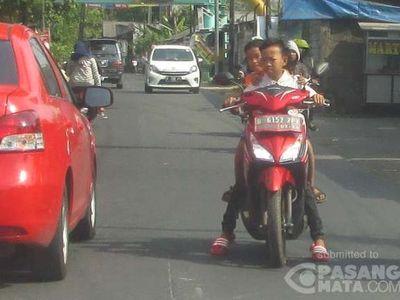 Selamatkan Anak-anak Kita dari Jagal Jalan Raya