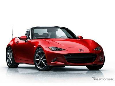 Unit Pertama Mazda MX-5 Terbaru Dilelang untuk Amal