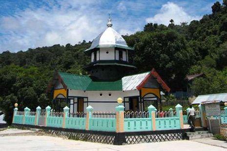 Masjid Pertama di Papua ...