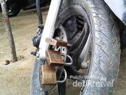 Motor Anti Maling di Lhokseumawe
