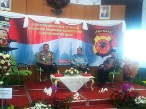 Kapolda Jabar: Bangun Silaturahmi Agar Tercipta Toleransi Beragama