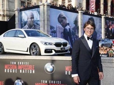 BMW Jadi Mobil Para VIP di Acara Peluncuran Film Mission Impossible 5