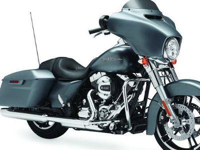 Kotak Bagasi Samping Bermasalah, 185.272 Unit Harley-Davidson Ditarik