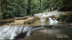Air Terjun Moramo, Bidadari Cantik dari Sulawesi Tenggara