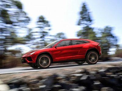 Lamborghini Pertimbangkan SUV Urus Terganas