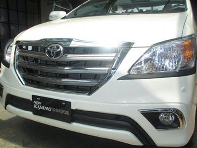 All New Kijang Innova Hadir di September?