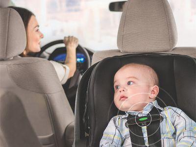 Kursi Bayi Ini Bisa Cegah Bayi Meninggal Karena Kepanasan dalam Mobil