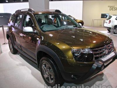 Renault Duster Versi Anyar Kini Bertransmisi Otomatis 6 Percepatan