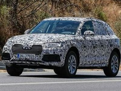 Diproduksi Akhir 2016, Audi Q5 Terbaru Mulai Mengalami