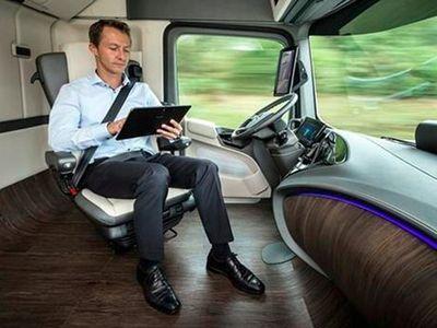 Daimler Uji Truk Otonom di Jerman Tahun Ini