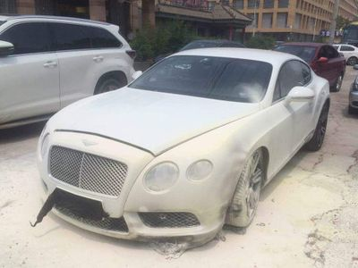 Disewa untuk Pernikahan, Mobil Bentley Malah Terbakar Petasan