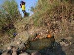 Begini Perjuangan Warga Cibarusah Cari Air Bersih