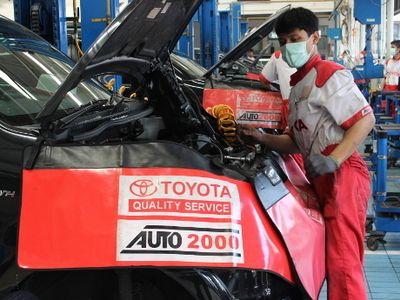 Tahun Ini Auto2000 Tambah 3 Diler