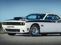 Mopar Mulai Garap 60 Unit Dodge Challenger Drag Pak