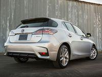 Segera Diluncurkan, Ini Ubahan di Lexus CT 200h Versi Terbaru