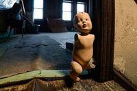 Penampakan Horor Museum Lilin yang Tak Terawat di Amerika