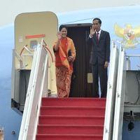 Terbang ke Singapura, Jokowi: Saya Tak Mau Jualan Sumber Daya Alam