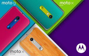 Ponsel Murah Meriah Moto G & Moto X
