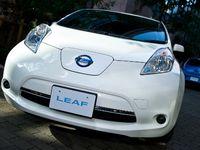 Nissan Leaf Bakal Jadi Mobil Crossover?