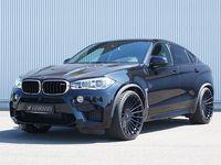Dahsyat, Berkat Sentuhan Hamann Tenaga BMW X6 Jadi 640 dk