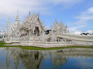 Vihara Paling Indah Sedunia di Thailand