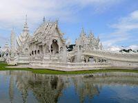 White Temple, Vihara Buddha Paling Mengagumkan di Dunia