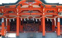 Hiii! Ribuan Boneka di Kuil Jepang Ini Konon Memiliki Roh