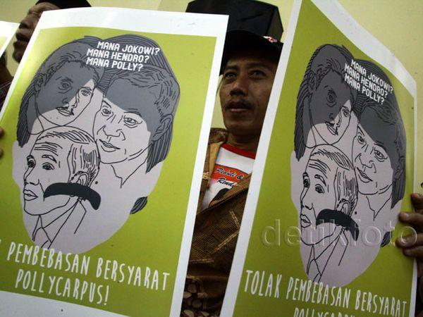 Sahabat Munir Hadiri Sidang Gugatan Pembebasan Pollycarpus