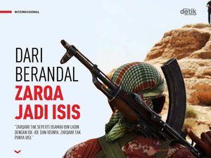 Dari Berandal Zarqa Jadi ISIS