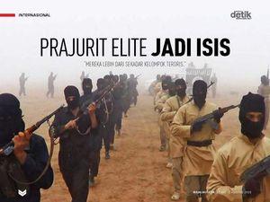 Prajurit Elite Jadi ISIS