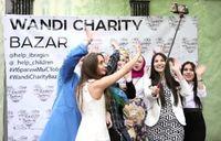 Wanita Moskow Buat Acara Fashion untuk Ubah Stereotipe Berhijab di Rusia