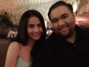 Sstt... Diam-diam Vanessa Angel dan Cucu Soekarno Sudah Rencanakan Pernikahan