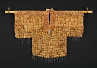 Bubuk dan Kantung Teh Celup Ini Disulap Jadi Kimono, Selimut Hingga Lukisan Unik