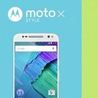 Motorola Moto X Style Usung Layar QHD & Kamera 21 MP