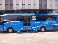 Bus Bantuan Pemerintah Made in Ungaran Harganya Rp 1,17 Miliar