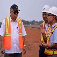 Instruksi Menteri Basuki: Kontraktor Wajib Kerja 7 Hari Seminggu