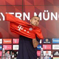 Ucapan Terima Kasih Vidal untuk Para Pendukung Juventus