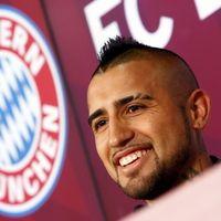 Bayern Berharap Banyak dari Vidal