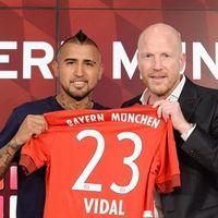 Punya Kualitas Top dan Berpengalaman di Bundesliga, Vidal Bikin Bayern Amat Puas