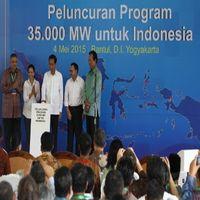 Program 35.000 MW Jokowi Jadi Perhatian AS, Ini Buktinya