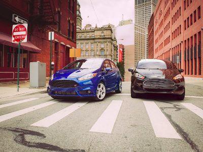Ford Fiesta Mobil Kecil Terlaris di Benua Eropa