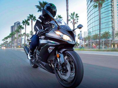 Kawasaki Siapkan Motor Supercharged Terbaru