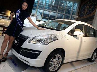 Suzuki Ertiga Jalan-jalan ke Myanmar